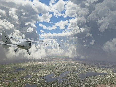 Microsoft Flight Simulator 2020 recibe una actualización con estas novedades