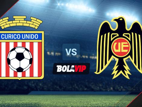 Qué canal transmite Curicó Unido vs. Unión Española por la Primera División de Chile