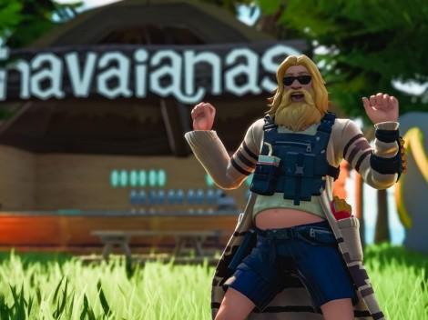 Fortnite y Havaianas anuncian una especial colaboración para nuevos productos