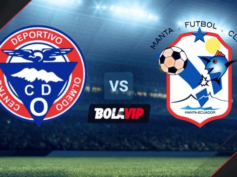 Qué canal transmite Olmedo vs. Manta FC por la LigaPro