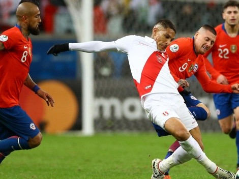 ¿Cuántas veces se enfrentaron Chile y Perú en la Copa América?