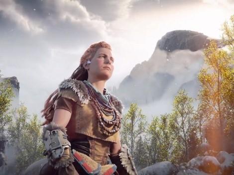 Horizon Forbidden West se luce en un gameplay de 15 minutos