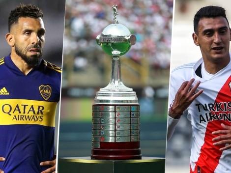 ¿Cuáles son los rivales que le pueden tocar a Boca y River en octavos de Libertadores?