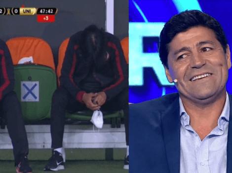 """""""Tienen mucha gente en defensa y se estorban"""": 'Checho' Ibarra 'escuelea' a Ángel David Comizzo"""