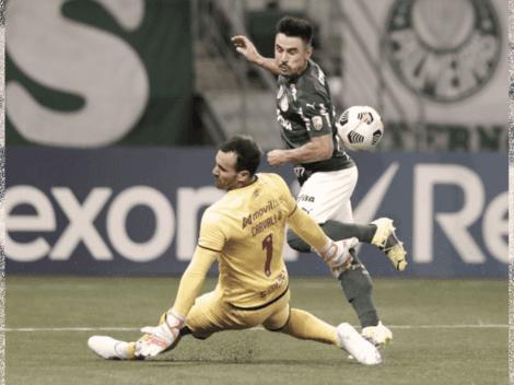 Media caja adentro: Universitario de Deportes cayó goleado por 6-0 ante Palmeiras