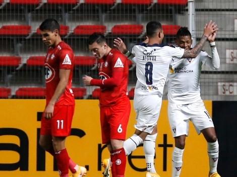 Unión La Calera se derrumba en Quito y no sigue en torneos internacionales