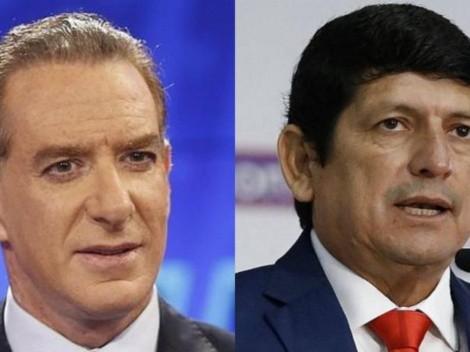 Eddie Fleischman criticó a la FPF por malos resultados de equipos peruanos
