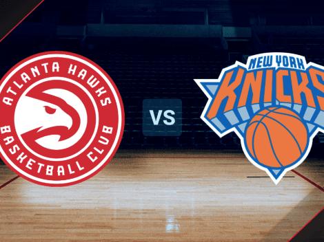VER EN VIVO Atlanta Hawks vs. New York Knicks por el Juego 3 de NBA Play-Off: Horario, canal de TV y streaming