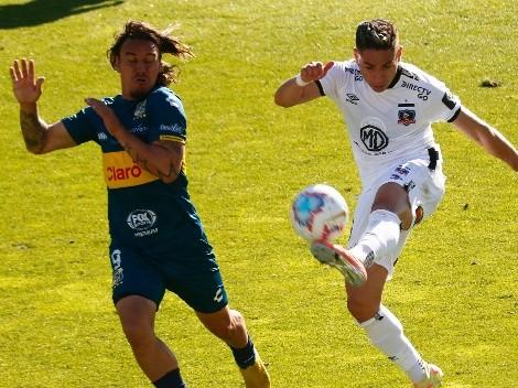 Óscar Opazo reaparecerá en Colo Colo en la Copa Chile
