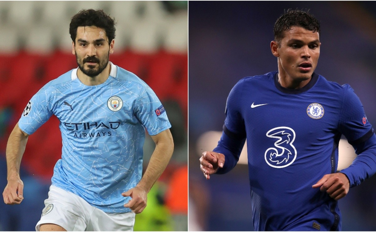 Manchester City Vs Chelsea Confirmed Lineups For 2021 Uefa Champions League Final