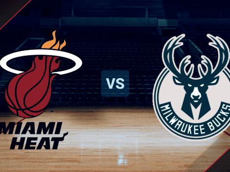 Qué canal transmite EN VIVO Miami Heat vs. Milwaukee Bucks por el juego 4 de los Play Off de la NBA
