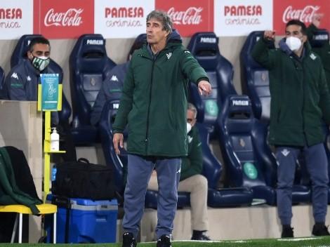 Pellegrini con opciones de dejar el Real Betis ante posibles ofertas