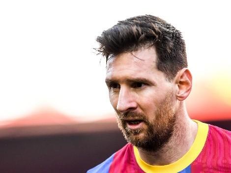 Lo primero que quiere Messi para renovar con Barcelona: así lo reveló Laporta
