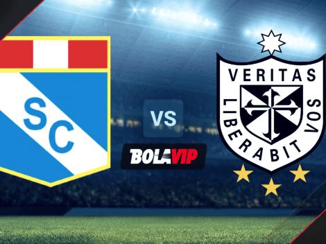 VER Sporting Cristal vs. Universidad San Martín EN VIVO por la FINAL de la Liga 1: Horario y Canales de TV