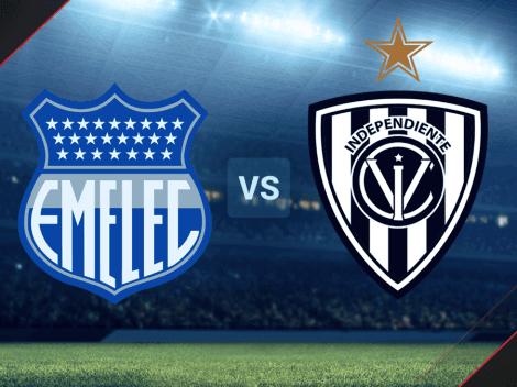 HOY| Emelec vs. Independiente del Valle por la LigaPro EN VIVO: horario y canales de TV para ver ONLINE Fecha 14