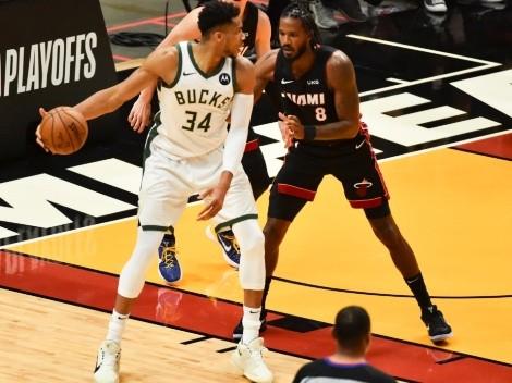 Milwaukee Bucks pasa la escoba a Miami Heat en NBA Playoffs 2021