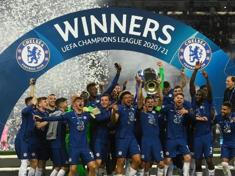 ¡Chelsea campeón de la Champions League!