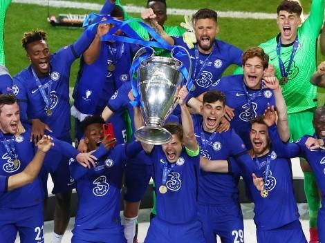 Chelsea campeón: así quedó la tabla histórica de títulos internacionales