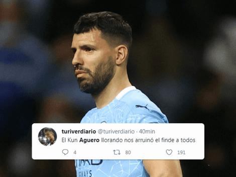 Llora todo Twitter: las reacciones tras la final perdida de Agüero