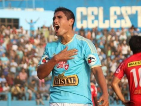 Liga 1: Irven Ávila no ve favorito a Sporting Cristal ante la San Martín