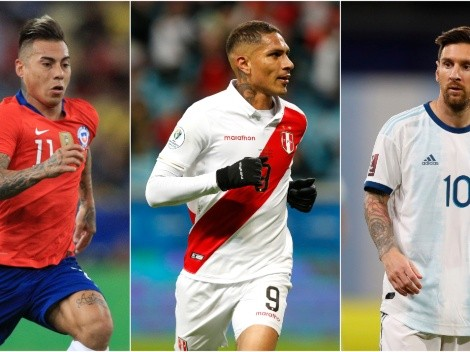 Copa America 2021 Stats: Leading goalscorers in cup's history