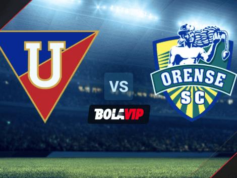 Qué canal transmite Liga de Quito vs. Orense por la LigaPro