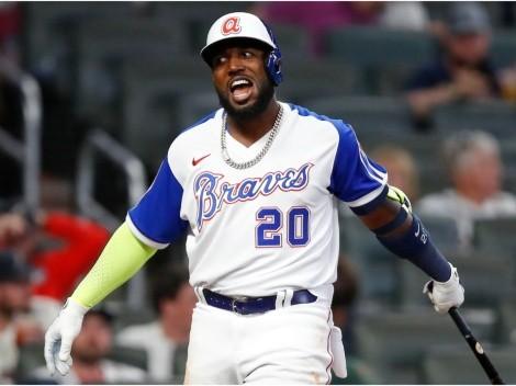 MLB: Marcell Ozuna fue detenido en Atlanta acusado de violencia doméstica