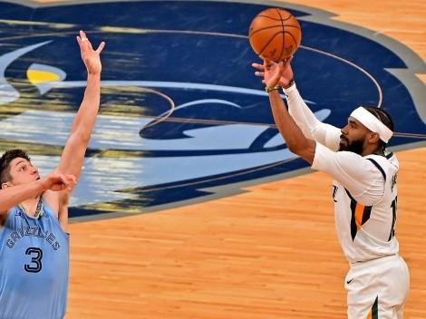 NBA Playoffs 2021: Utah Jazz vence a Memphis Grizzlies para ponerse arriba en la serie