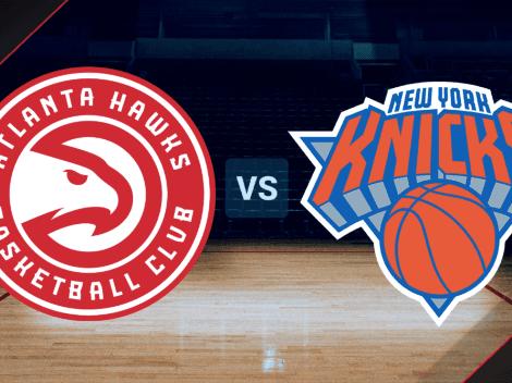 Ver ONLINE | Atlanta Hawks vs New York Knicks EN VIVO por el Juego 4 de los NBA Play-Off: horario, canales de TV y streaming oficial.