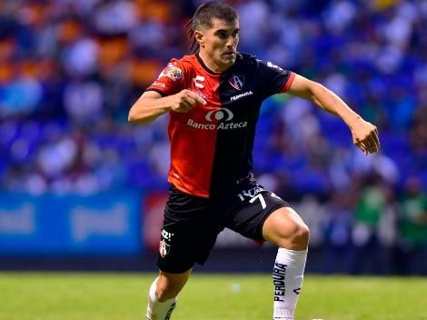 Futbol de estufa: Ignacio Malcorra podría dejar Atlas y ser nuevo jugador de Estudiantes