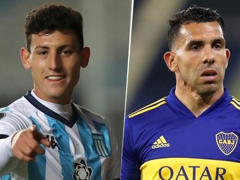 AHORA | Ver EN VIVO Racing vs. Boca por las semifinales de la Copa de la Liga por TV y streaming | MINUTO a MINUTO por Bolavip