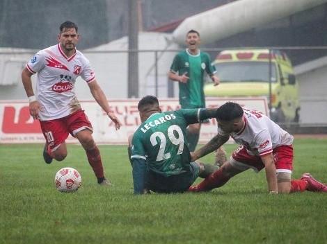 Rodelindo Román sufre contundente derrota frente a Deportes Valdivia