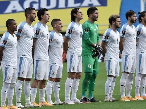 Con bajas sensibles, el probable once de Uruguay para recibir a Paraguay