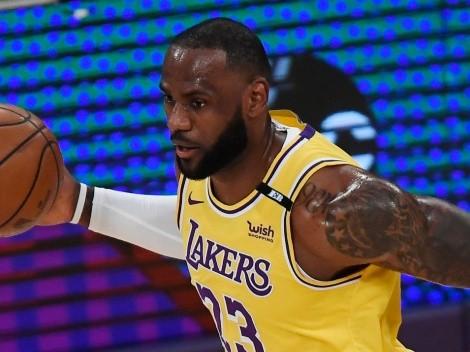 Preferiría retirarse: el equipo al que nunca iría LeBron James en la NBA