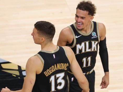 NBA Playoffs: Trae Young al nivel de Curry mientras los Hawks aplastan a los Knicks
