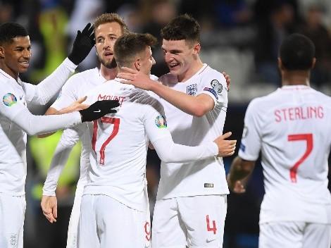 Quienes son los jugadores más caros Selección de Inglaterra en la Euro 2020