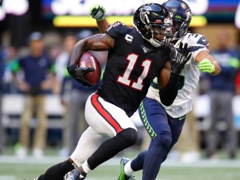 NFL 2021: Russell Wilson y los Seahawks quieren a Julio Jones, ¿Se podrá dar?