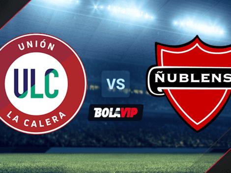Unión La Calera vs. Ñublense EN VIVO por la Primera División de Chile: fecha, horario y canal de TV ONLINE