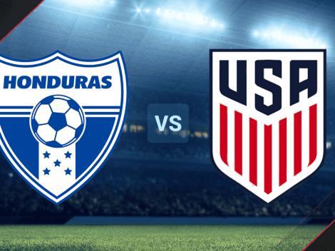 Fecha, hora y canal de TV para Honduras vs. Estados Unidos por las semifinales de la Nations League