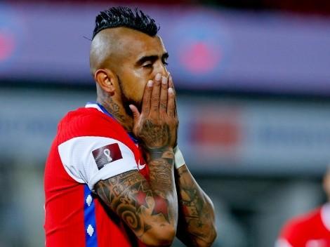 Arturo Vidal es el caso positivo de Covid-19 en la Selección Chilena