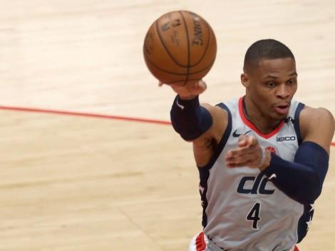 NBA Playoffs 2021: Con lesión de Embiid, los 76ers cayeron ante los Wizards de Westbrook