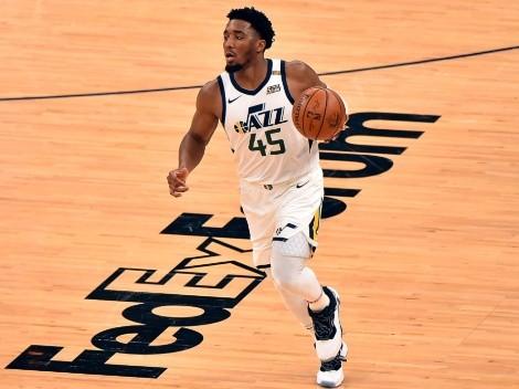 NBA Playoffs 2021: El Jazz de Mitchell vuelve a ganar ante los Grizzlies