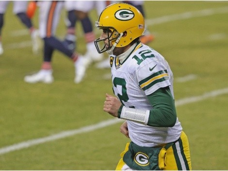 The Packers have made a decision about Aaron Rodgers