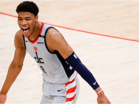 Vídeo: La jugada clave que evitó la barrida de 76ers sobre Wizards