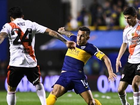 Sonríe River: Nacho Fernández quiere eliminar otra vez a Boca de la Libertadores