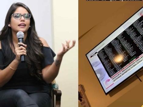 Se gana el odio crema: Milena Merino criticó proyecto de ley contra GREMCO