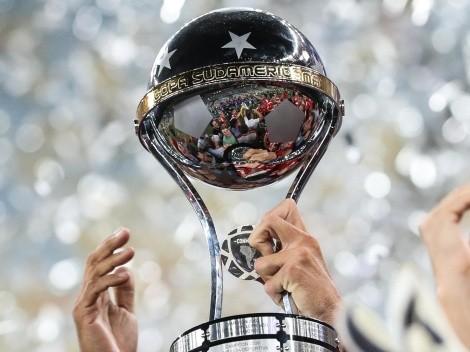 Todos los cruces de octavos de final de Copa Sudamericana