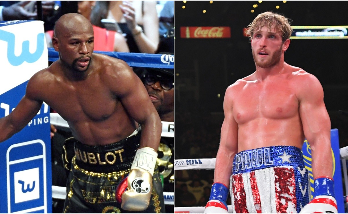 Floyd Mayweather Vs Logan Paul Date Time And Tv Channel In The Us For Boxing Fight 2021