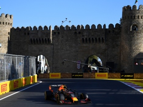 F1 Azerbaijan Grand Prix: Date, Time and TV Channel in the US