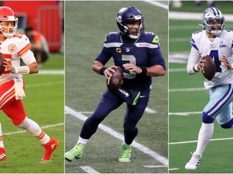 A 100 días del comienzo de la NFL: 3 candidatos a MVP de la temporada